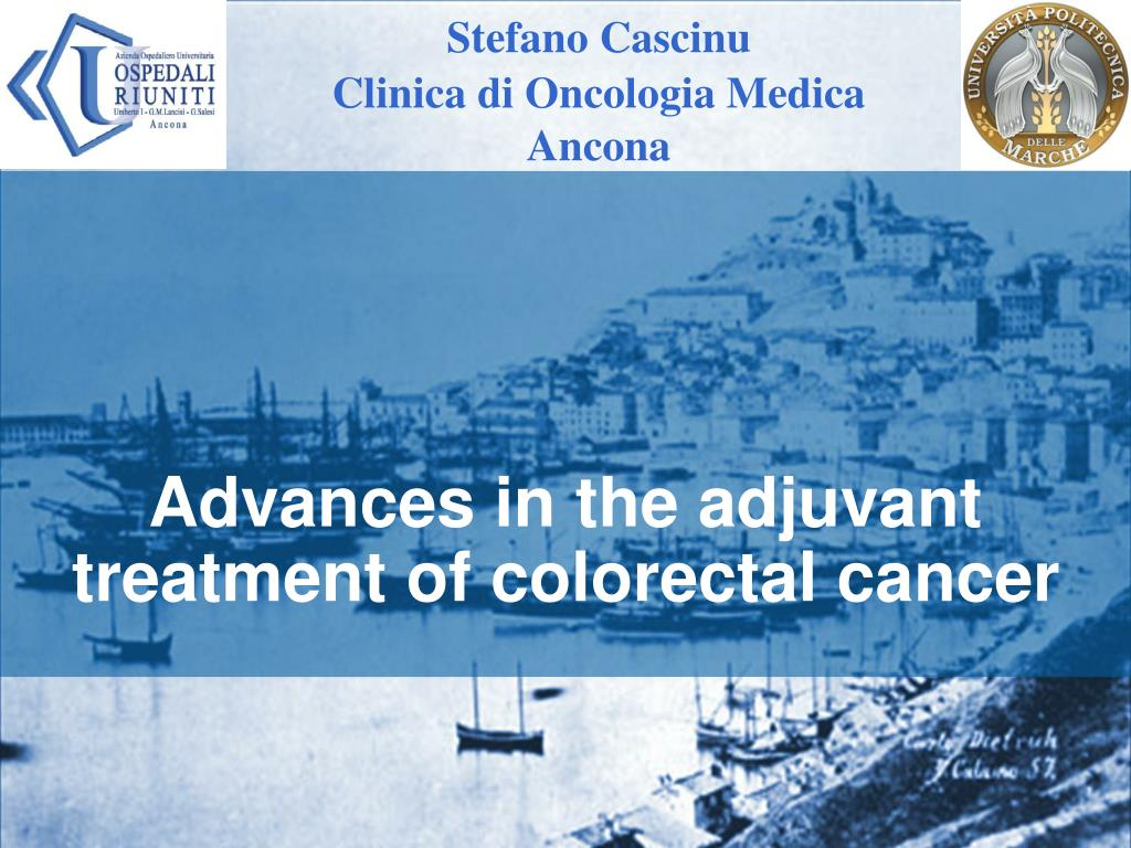 Ppt Advances In The Adjuvant Treatment Of Colorectal Cancer Powerpoint Presentation Id 1809845