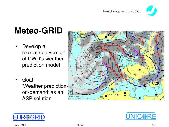 Meteo-GRID