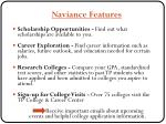 naviance features