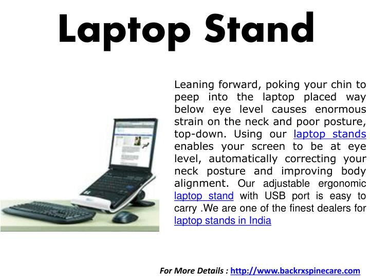 laptop stand n.
