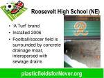 roosevelt high school ne