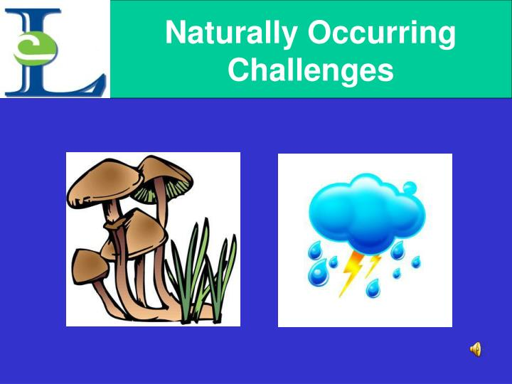Naturally Occurring Challenges