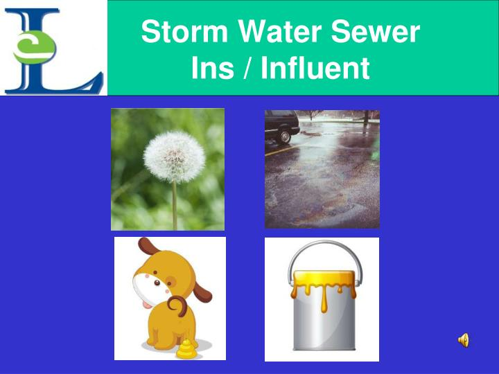 Storm Water Sewer