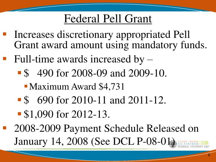 Federal Pell Grant