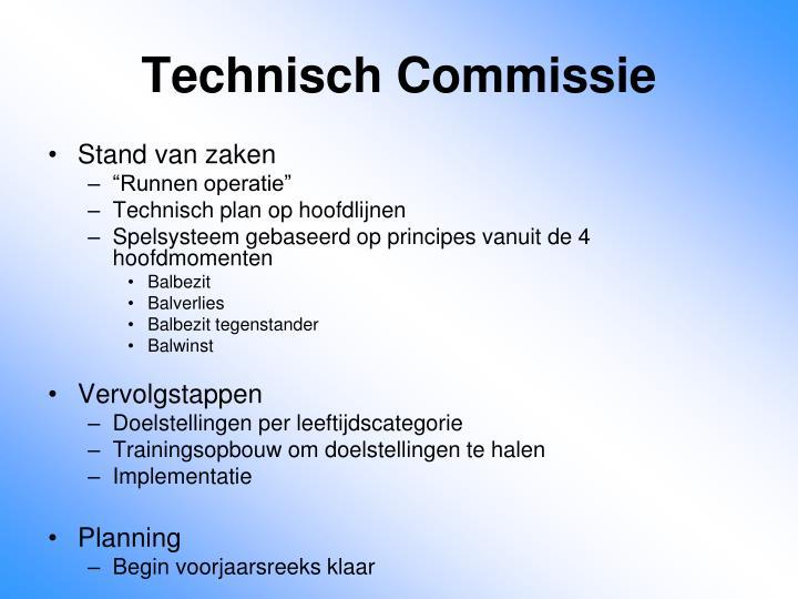 Technisch Commissie