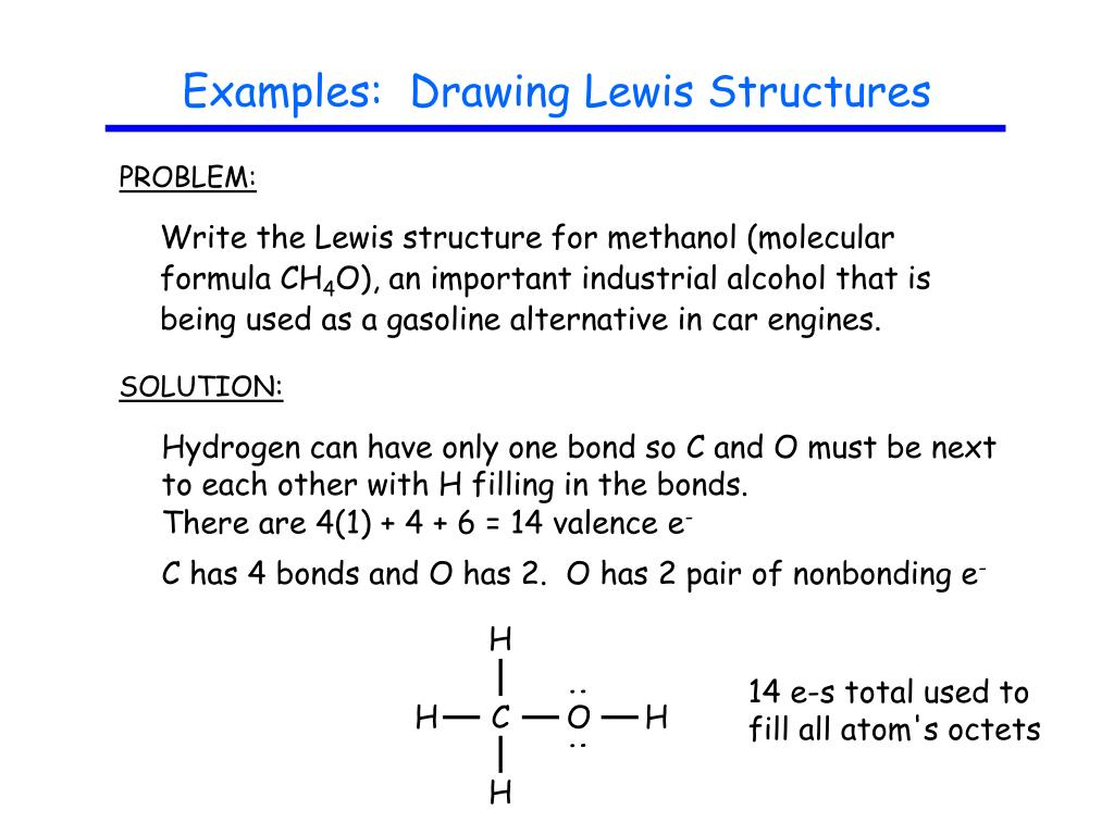 ppt - guidelines: drawing lewis structures powerpoint presentation, free  download - id:1812949  slideserve
