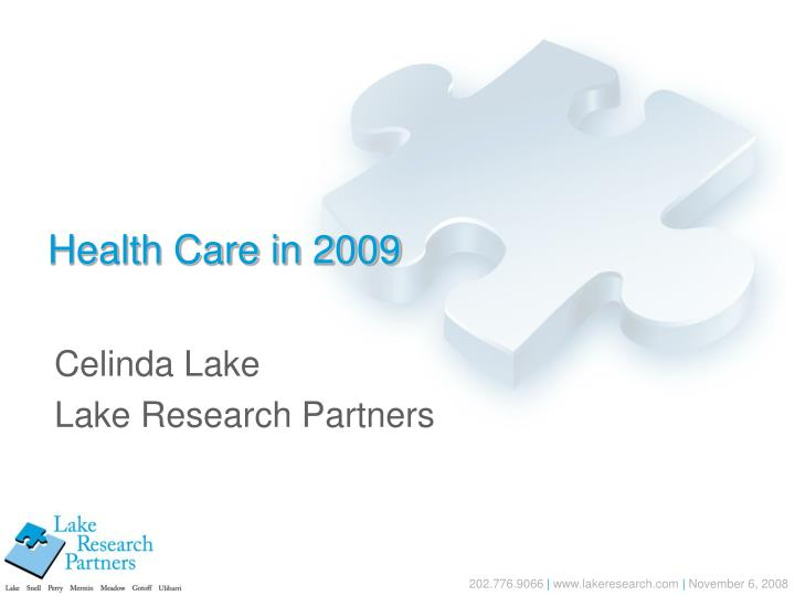 health care in 2009 n.