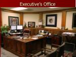 executive s office