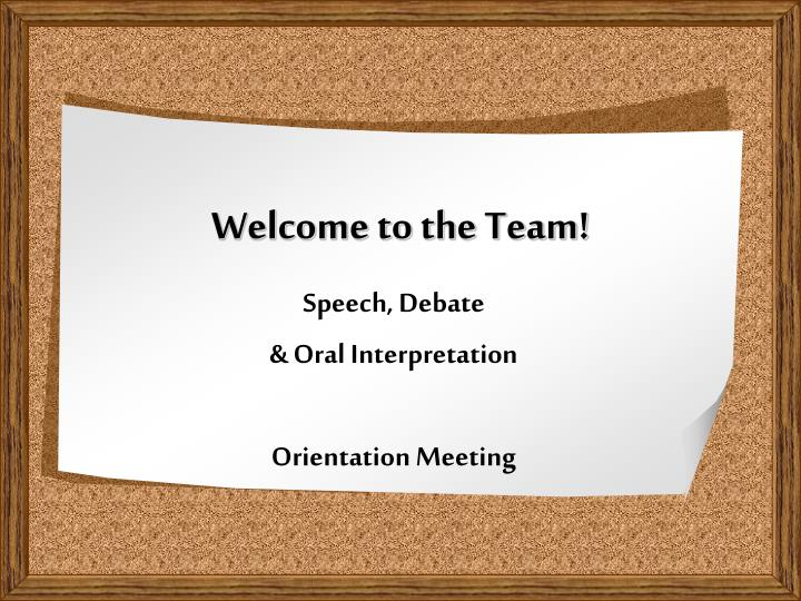 oral interpretation For over fifty years, oral interpretation has successfully prepared students to analyze and perform literature through an accessible, step-by-step process the authors classic commitment to helping students understand literature then to embody and evoke.