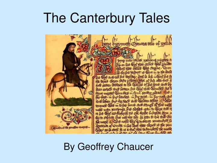 sub chaucer art of characterization as found Synopsis poet geoffrey chaucer was born circa 1340 in london, england in 1357 he became a public servant to countess elizabeth of ulster and continued in that capacity with the british court.