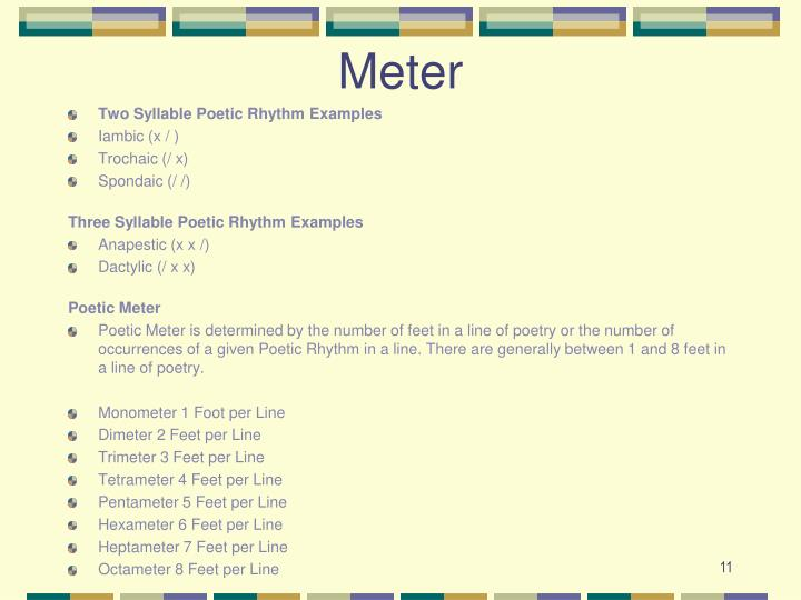 the tyger meter