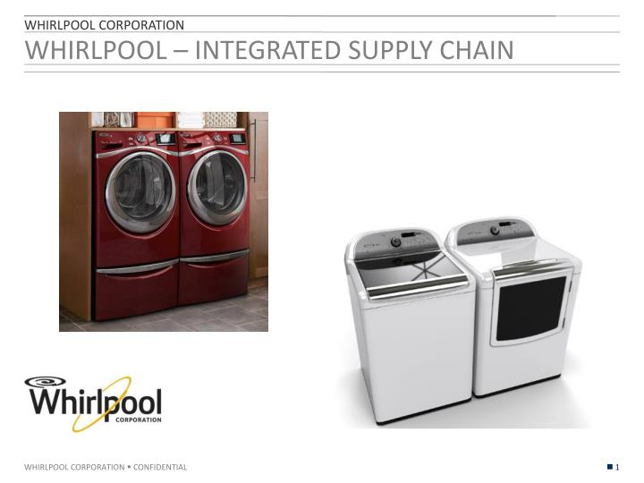 whirlpool corporation n.