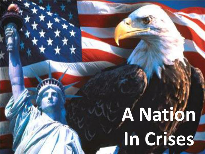 A Nation In Crises