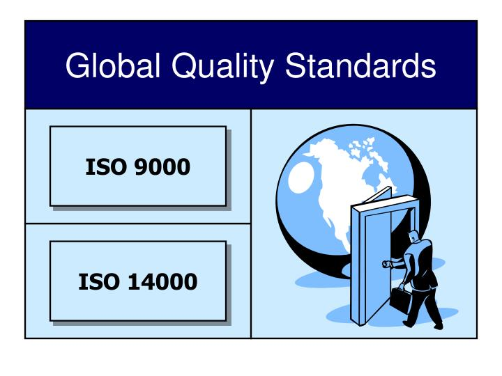 Global Quality Standards