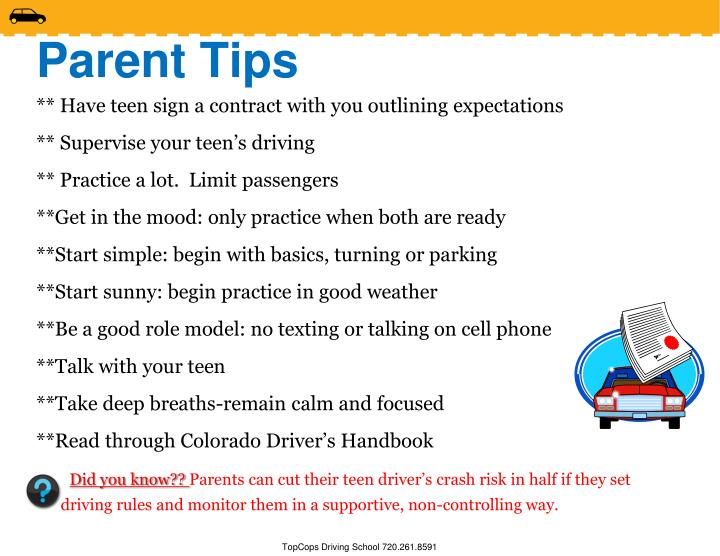 outlines-teen-driver-responsibilities