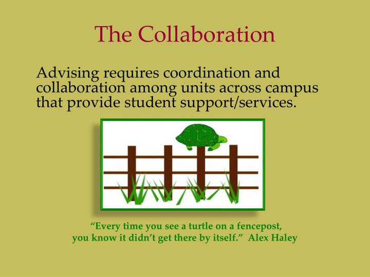 The Collaboration