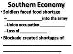 southern economy1