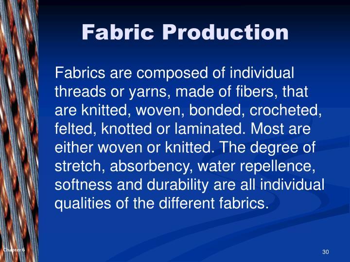 Fabric Production