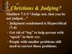 christians judging4