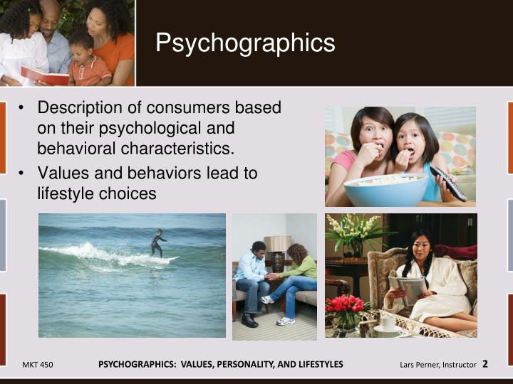 psychographics n.