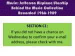 music jefferson airplane starship behind the music collection recorded 1966 1989