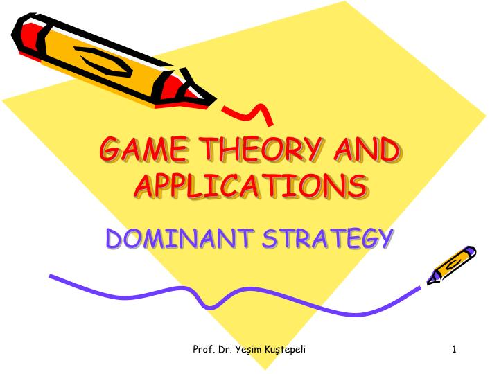 game theory and applications n.