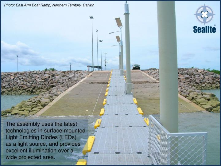 Photo: East Arm Boat Ramp, Northern Territory, Darwin