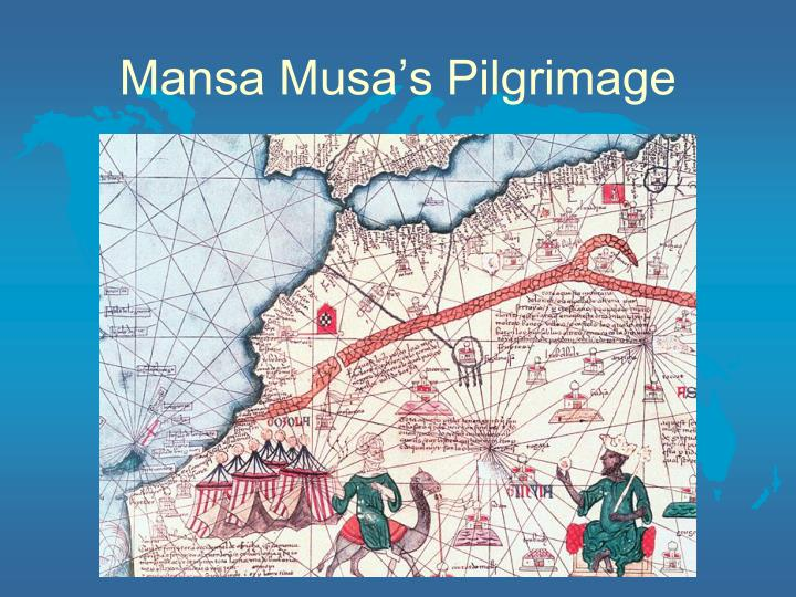 analyzing mansa musas pilgrimage essay Included is: the many effects of mr musa reading article, a writing prompt with student instructions, an essay outline, an essay outline with teacher answers, and a brainstorm map with teacher answers.