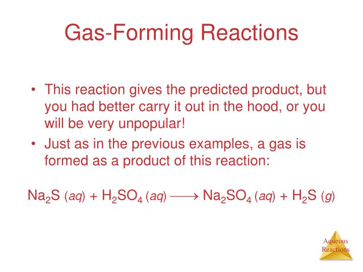 This reaction gives the predicted product, but you had better carry it out in the hood, or you will be very unpopular!
