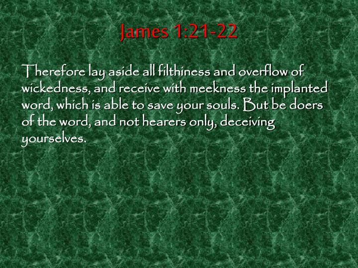 James 1:21-22