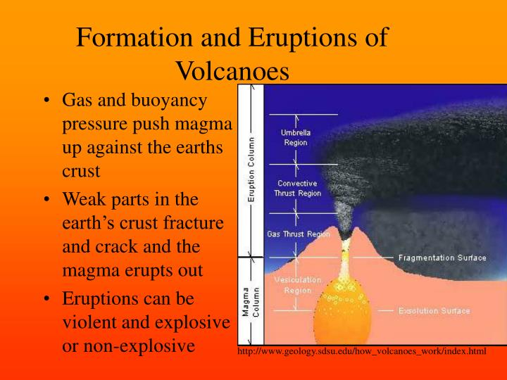 advantages of volcanoes Volcanoes also play a vital role in periodically cooling off the planet when volcanic ash and compounds like sulfur dioxide are released into the atmosphere, it can reflect some of the sun's rays back into space, thereby reducing the amount of heat energy absorbed by the atmosphere.