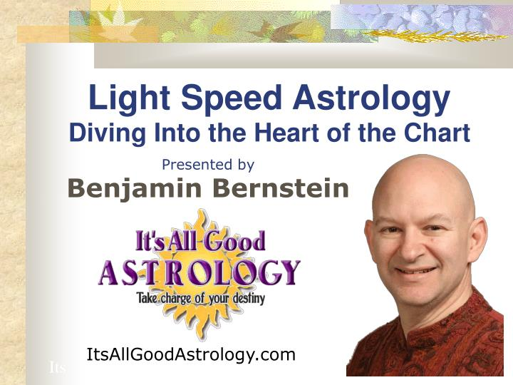 light speed astrology diving into the heart of the chart n.