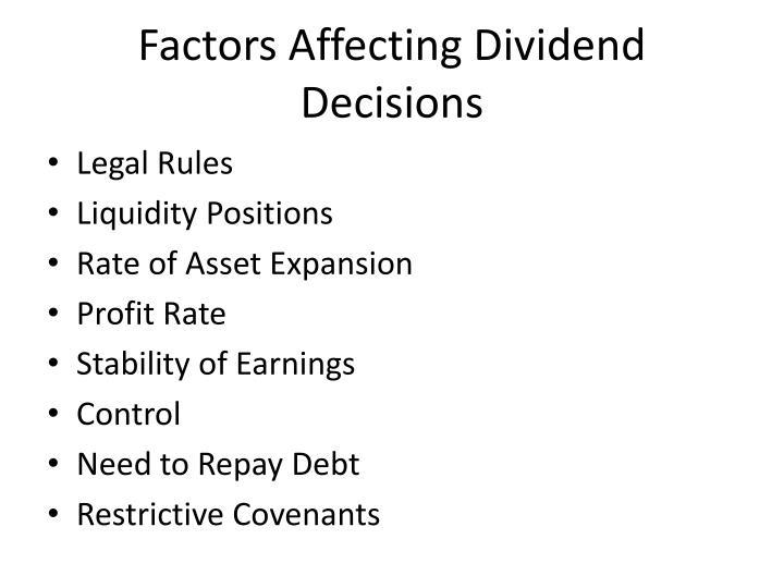 Liquidating dividend definition 4th
