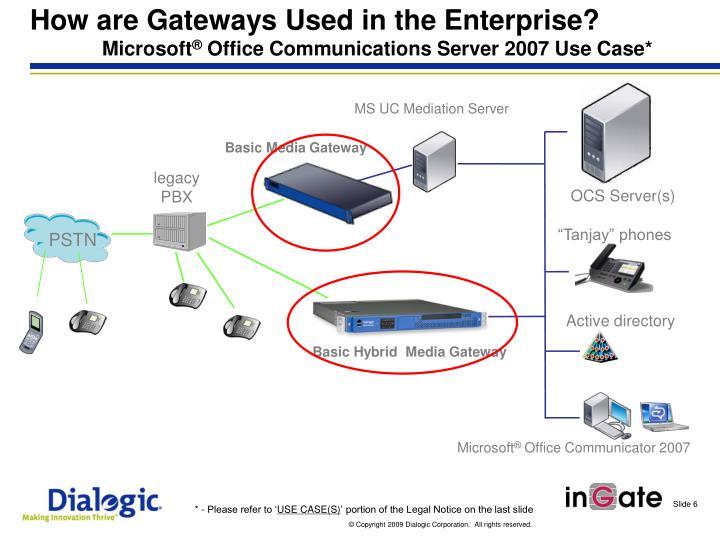 MS UC Mediation Server