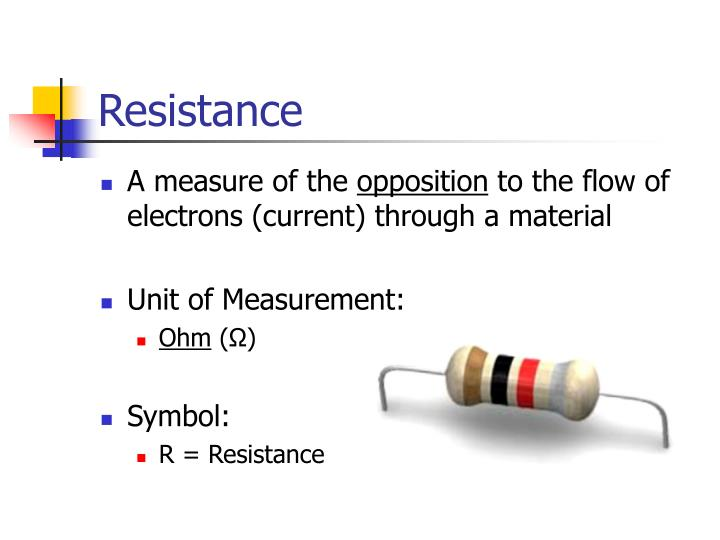 Ppt Electrical Measurement Ohms Law Watts Law Powerpoint