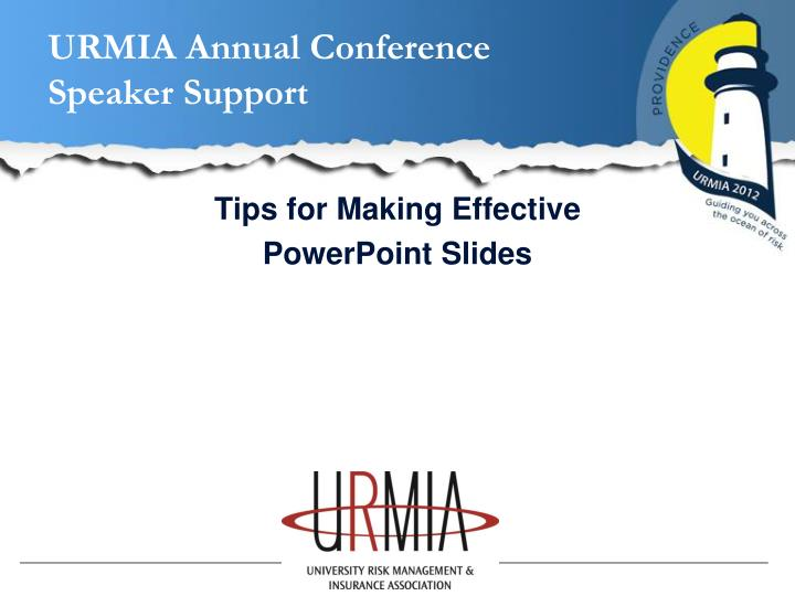 urmia annual conference speaker support n.