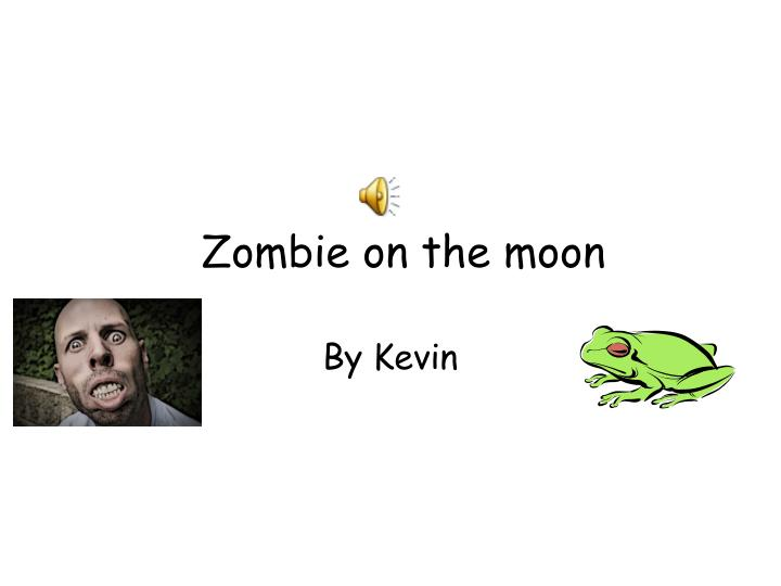 zombie on the moon n.