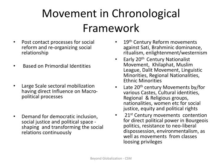 social movements 3 essay Inter-level social studies — june '05 [3] the answer to the essay question is to be written in the separate essay booklet in developing your answer to part iii, be sure to keep this general definition in mind.