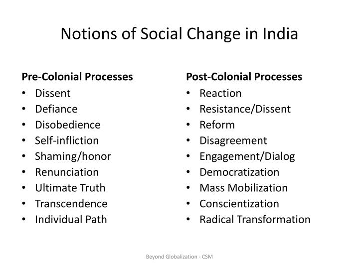 Ppt Social Movements In India Powerpoint Presentation Id1821207