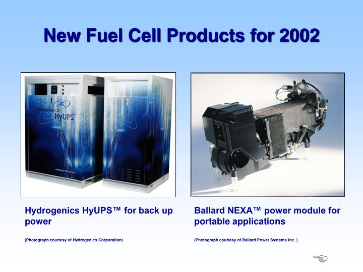 ballard power systems Ballard power systems inc is a developer and manufacturer of proton exchange membrane (pem) fuel cell products for markets such as heavy-duty motive.