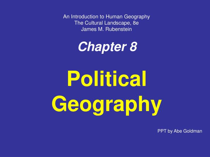 an introduction to the culture and geography of gibraltar Buy a cheap copy of the cultural landscape: an introduction book by james m rubenstein trusted for its timeliness, readability, and sound pedagogy, the cultural landscape: an introduction to human geography emphasizes the relevance of geographic free shipping over $10.