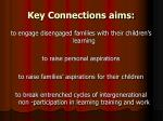 key connections aims