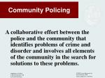 community policing1