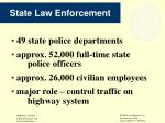 state law enforcement2
