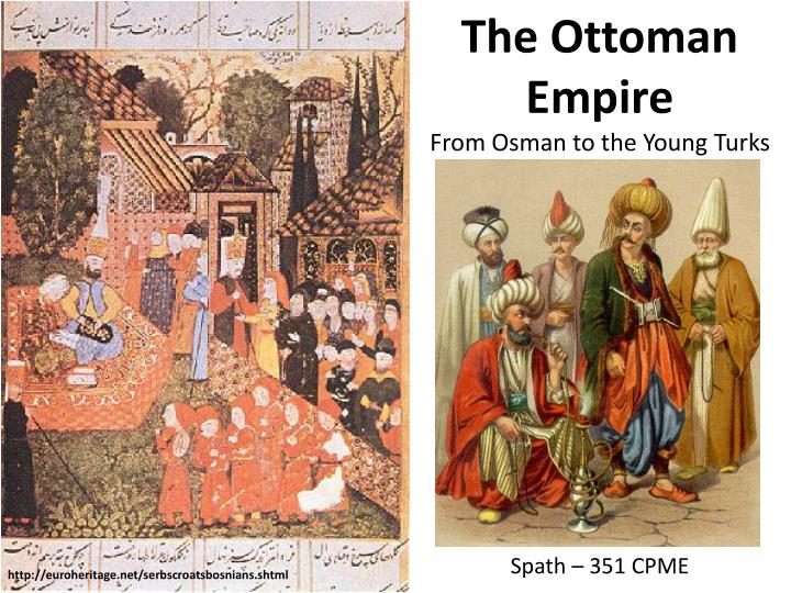 the ottoman empire from osman to the young turks n.