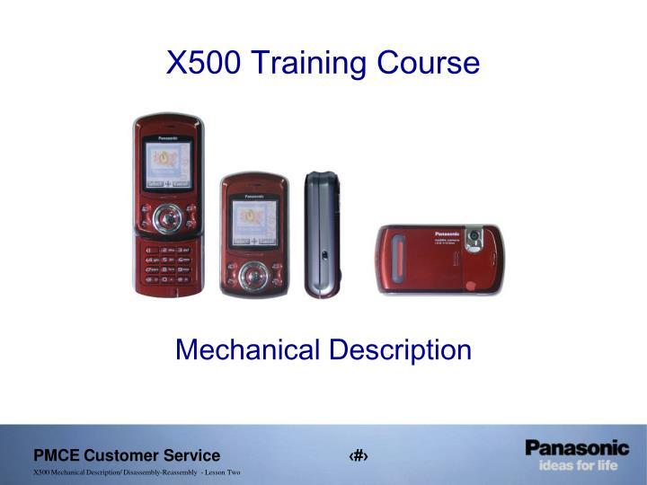 x500 training course n.