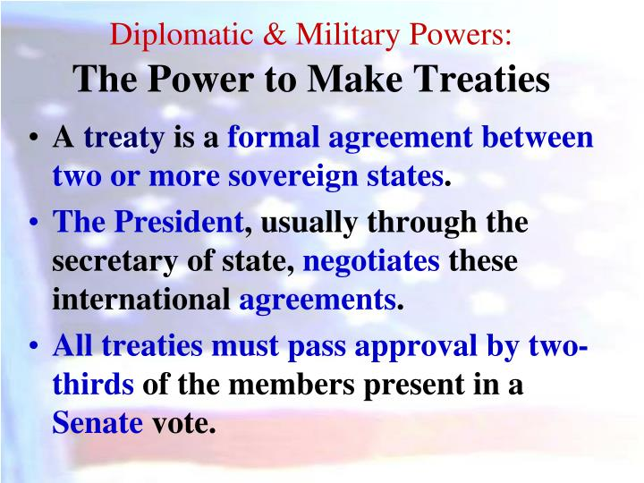 Ppt Chap 14 Presidential Power Article Ii Powerpoint Presentation