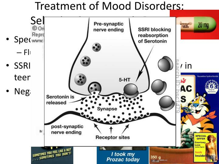 Treatment of Mood Disorders: