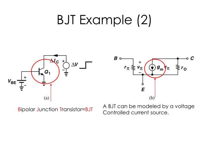 BJT Example (2)