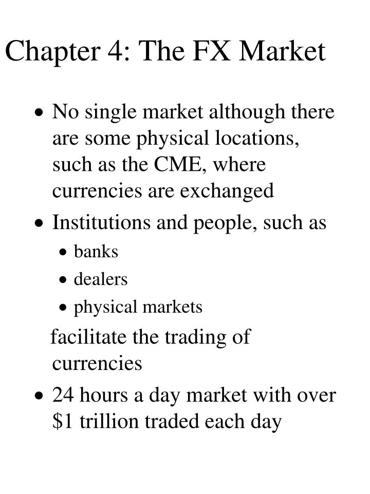 chapter 4 the fx market n.